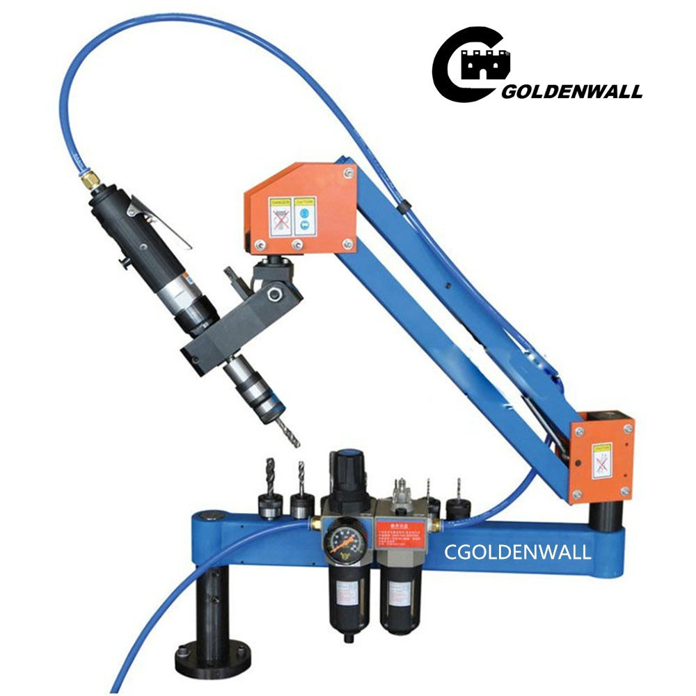 M3-M12 Automatic Pneumatic Tapping Tool Air Tapping Machine Pneumaic Tapper Tool Universal Head 1100MM (JIS CHUCKS)