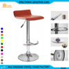 XQ-740A Wholesale Factory Direct Sales Modern Swivel Counter Furniture Bar Stool Import From China With Arc Footrest