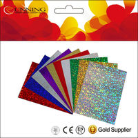 Laser Paper for Invitation Card/Holographic Paper Laser Patterned Sheets