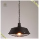 Factory supplier Traditional cooper style industrial iron pendant light