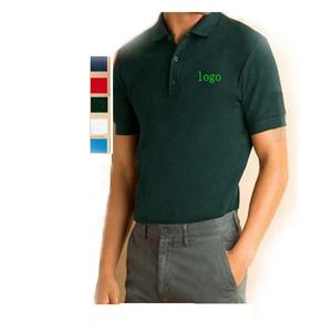 2019 Blank Men Polo Shirt Cotton 214Gsm Plain Men Polo T Shirt Custom Polo