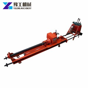 5.5kw YG 70 100 120 models deep rock drilling rigs hydraulic motor for drilling rig with lowest prices