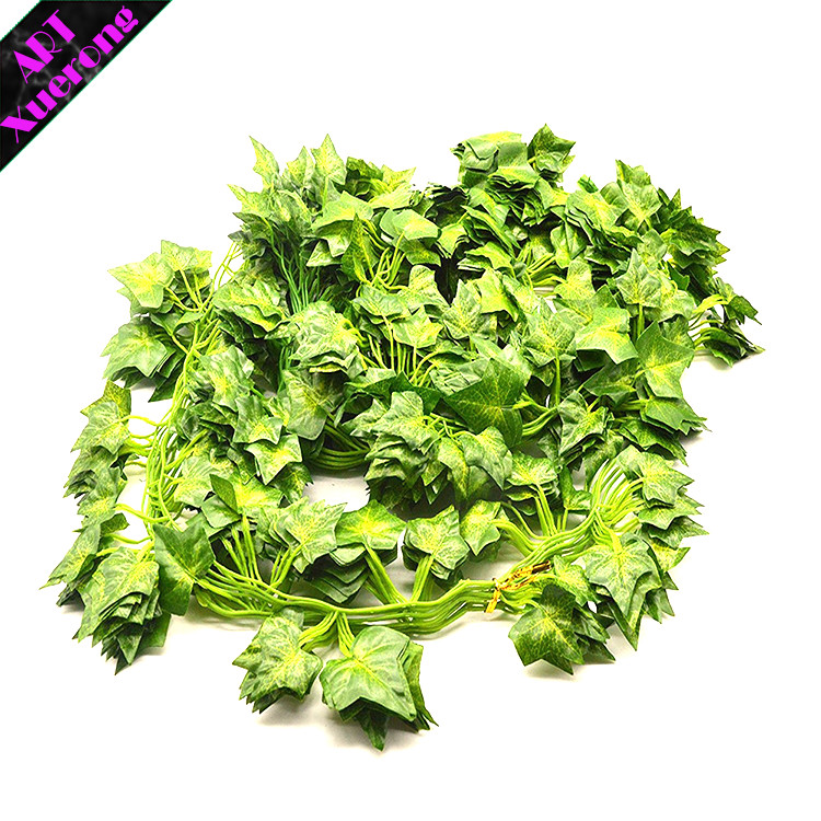 artificial ivy garlands creeper/ sprays climbing plants with