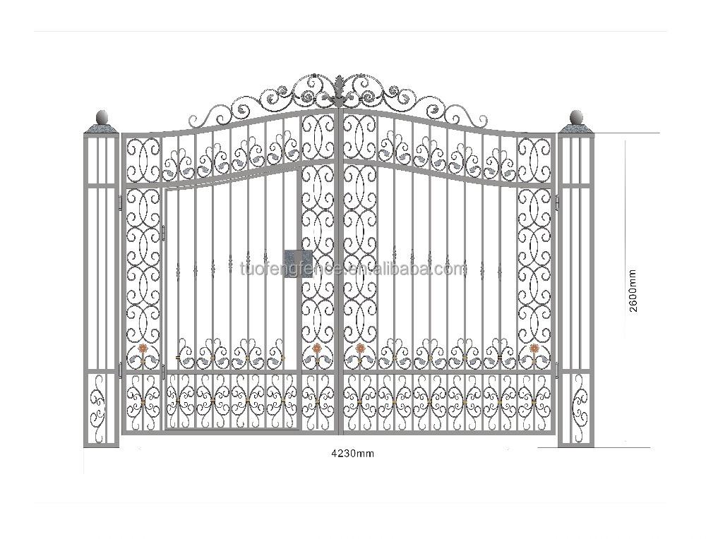Bauernhof metall tore metall tor tore und stahlzaun design for Door to gate kontakt