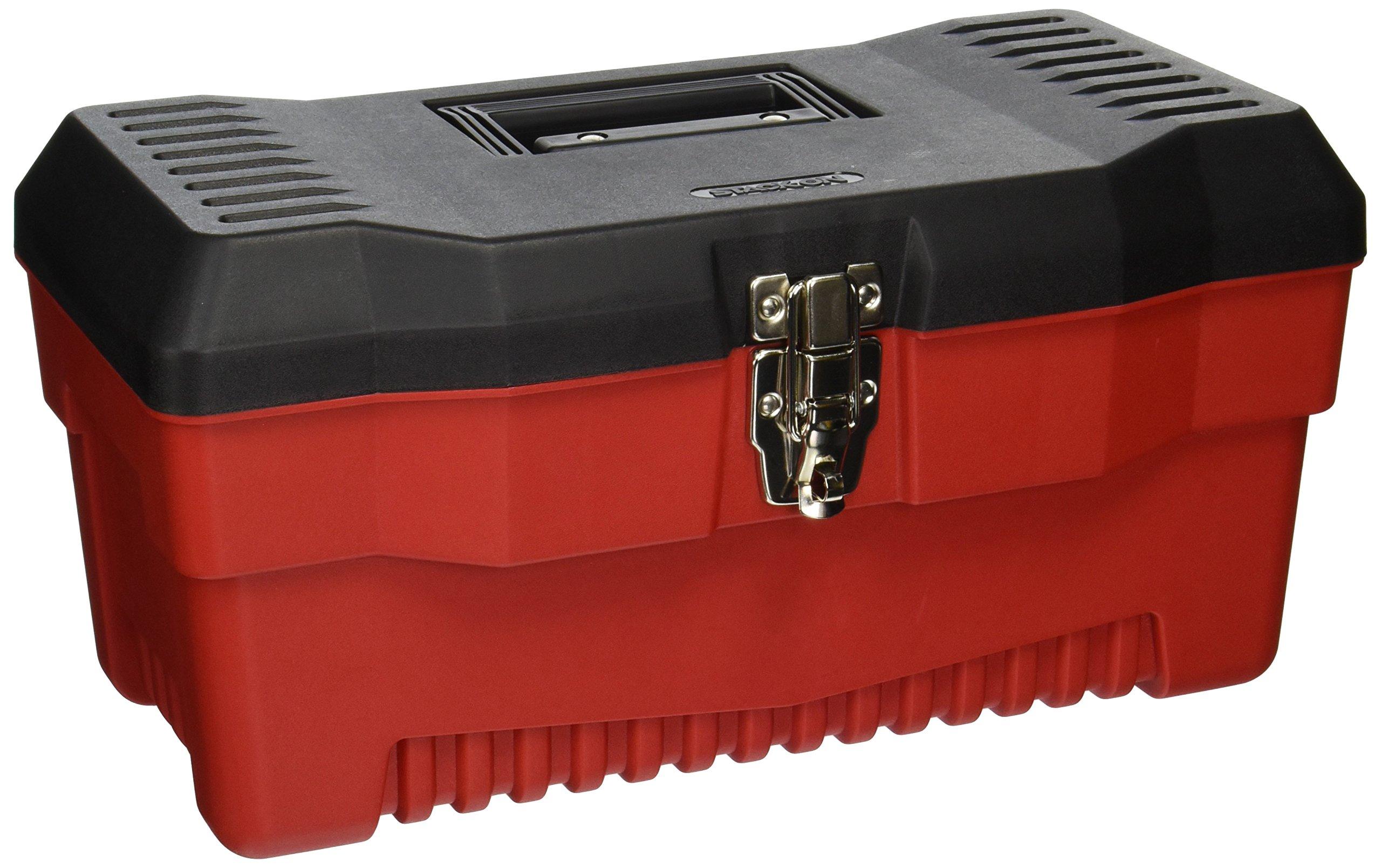 Stack-On SHB-16 16-Inch Multi-Purpose Steel Tool Box Black