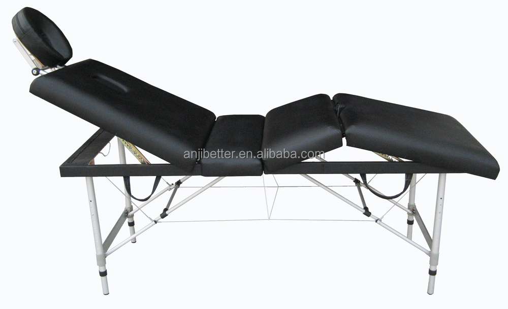 master thermatop ip montclair black table en massage portable