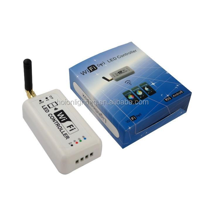 Dim Rgb Cct Wifi Mini Led Controller Rgb Led Controller Wifi Led ...
