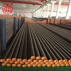 Jiangte HDPE gas pipe for transportation of natural gas with various dimensions