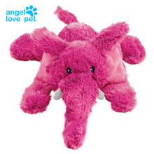 animal shape squeaky plush dog toys pet cute soft toy