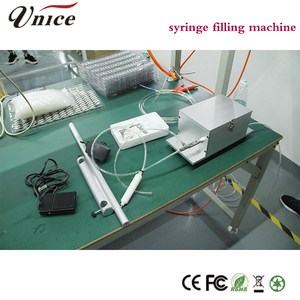 2018vnice popular stable quality 510 thread vnice oil cartidge syringe filling machine for THC oil with fast shipping