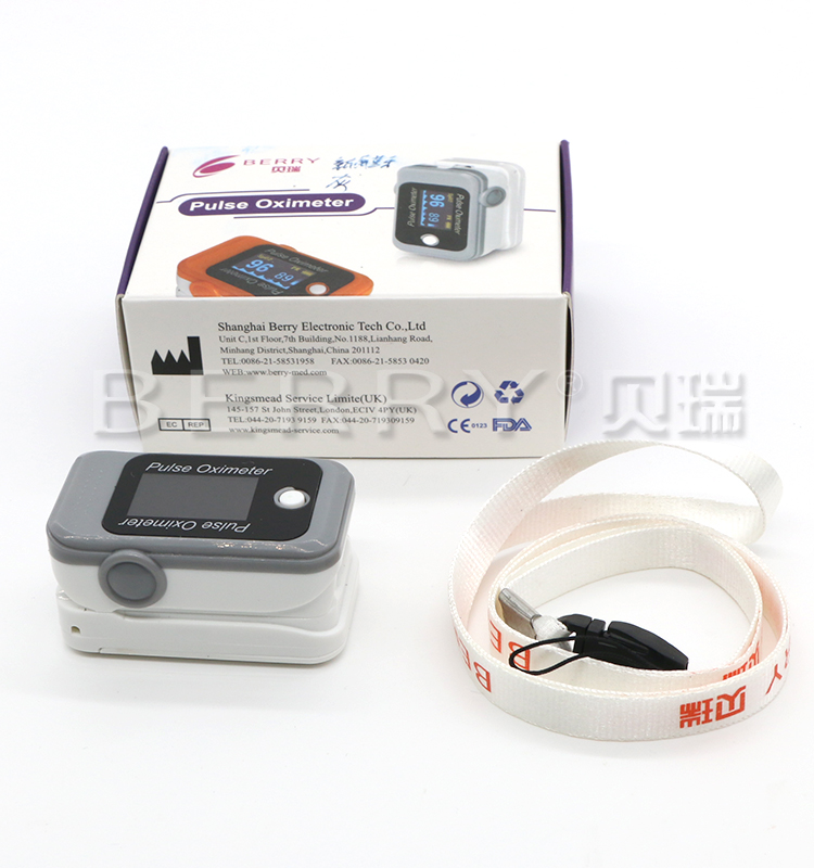 sensor de spo2 finger pulse oximeter with bluetooth app
