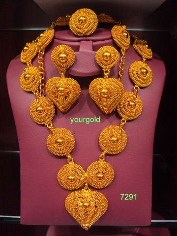 Africaine bijoux