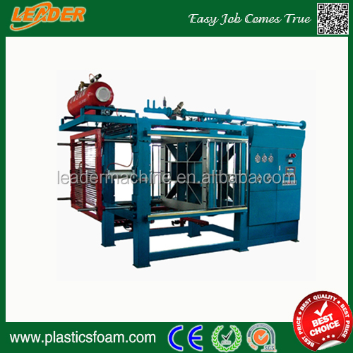 Automatic eps fish box forming making machine product line