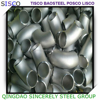 321 Welding/seamless Stainless Steel Elbow