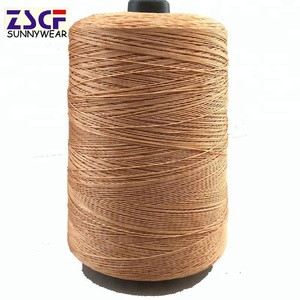 FDY INDUSTRIAL RAW WHITE POLYESTER TWINE USED TO OUTDOOR ROPES