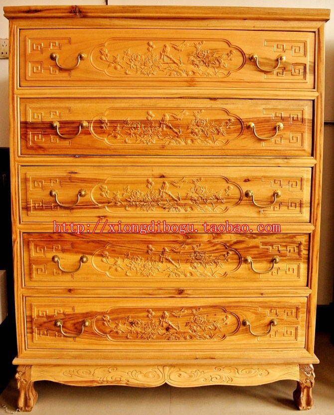 Moths In Kitchen Cabinets: Camphor Wood Chest Of Drawers Chinese Anti Moth Storage