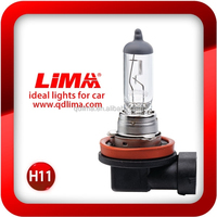 Emark Certification halogen headlight bulb h11 12v 55w replacement high quality OEM bulb