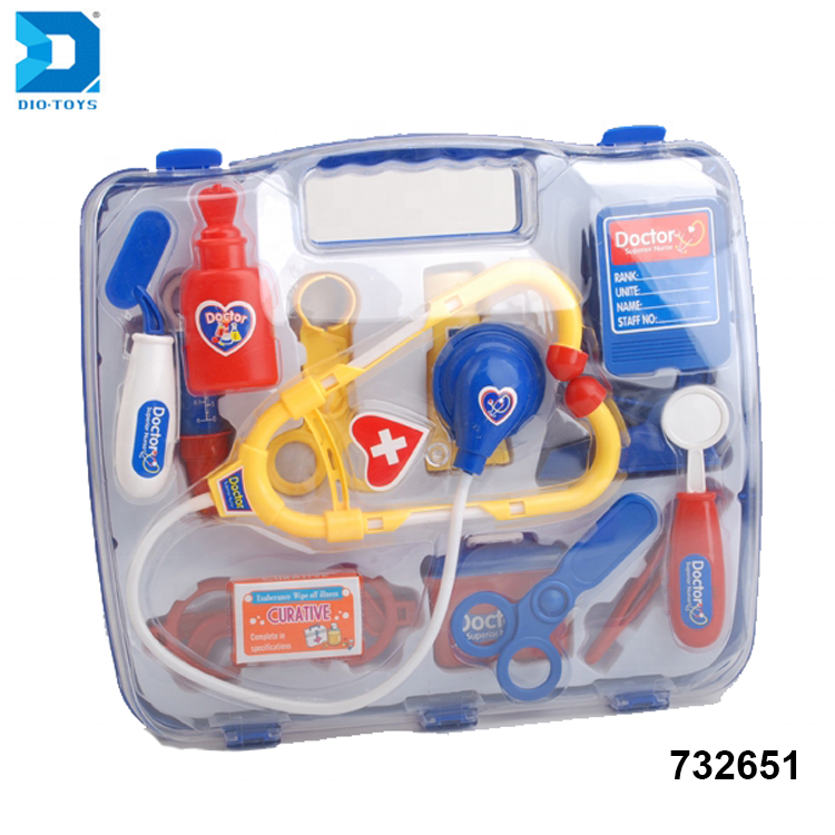 great quality medical kits toys plastic kids doctor play set