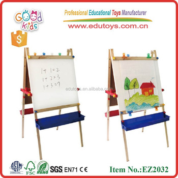 Office & School Big Kids Easel Magnetic Whiteboard Stand All-in ...