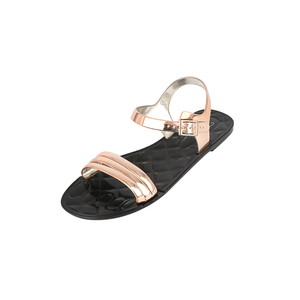 a07a0fd86 Lady Fancy Flat Footwear Casual Shoes Slide Flip Flop Palm Jelly Sandal  Brazil Shoe Manufacturer Sandalias Mujer