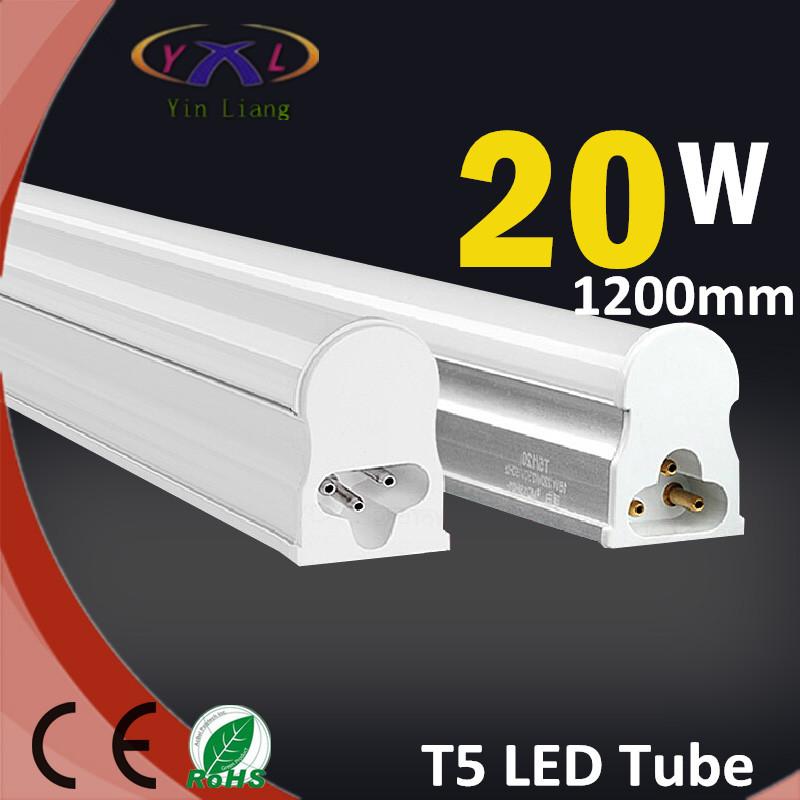 led tube lights 1200mm t5 20w tubes led 120 cm smd 2835. Black Bedroom Furniture Sets. Home Design Ideas
