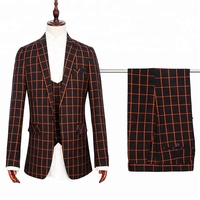 New Design Italian Formal Suits For Mens Custom