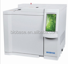 Biobase High Accuracy Gas Chromatograph for lab with 7-inch LED display