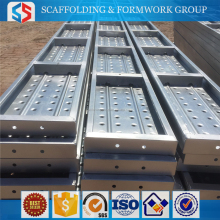 Tianjin SS Group Hot Dip Galvanized Perforated Steel Plank / Floor Metal Decking / Metal Catwalk for Sale