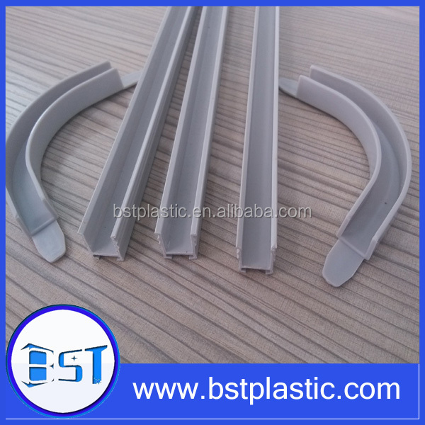 standard and custom designed plastic rolling door parts and components, like bearings, conveyor chain and belt