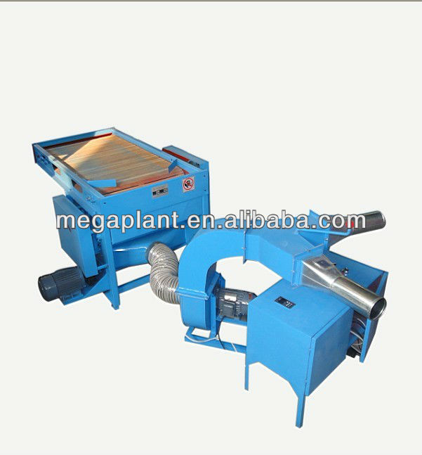 MG-TN- 1 Polyester Cotton Fiber Opening and pillow filling machine