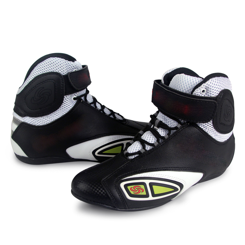 riding cycling Motorcycle racing shoes