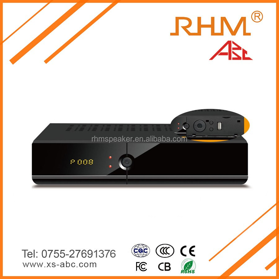 Cheapest Digital Terrestrial Receiver HD DVB-T2 with USB for Russia Ukraine Vietnam