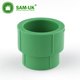 Plastic Pipe Fitting PPR Reducing Socket for Plumbing System