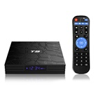 Best T9 Rk3328 Ultra Android 8.1 Quad Core 4Gb Ram 4K Hd Tv Box Network Player