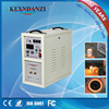 Low price 18kw high frequency glass melting induction furnace