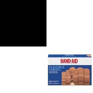 KITDVA00116JOJ4444 - Value Kit - Reckitt Benckiser Probiotic Intensive Bowel Support Capsule (DVA00116) and Band-aid Flexible Fabric Adhesive Bandages (JOJ4444)