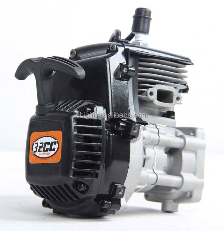 32cc Motor De Gasolina Viene Con Facil Empezar A 1 5 Rc Coche De Rc