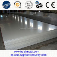 201 304 430 316 Gold Mirror Color Coated Satin Hairline Embossed Etching Stainless Steel Sheet / Plate