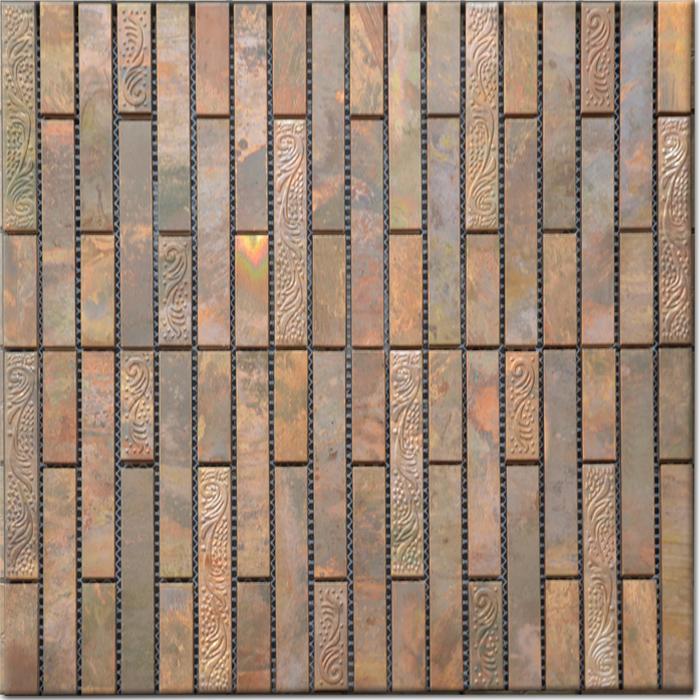 300x300mm Wall Metallic Tile Russia