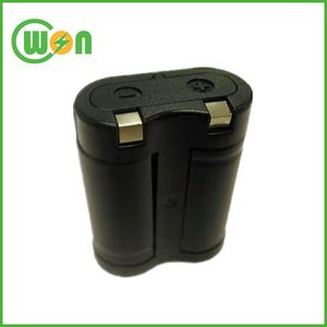 6V lithium battery 2CR5 lithium battery for camera or fire sensors
