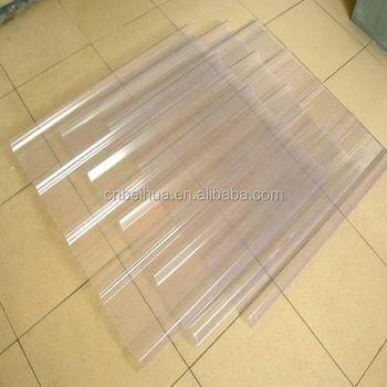3mm Thick Transparent Rigid Pvc Sheet Pvc Sheet For