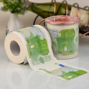 Customised Brand Name Printed Premium 2ply Tissue Roll Toilet Paper