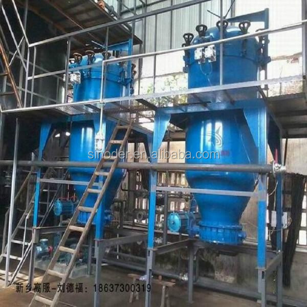 oil filter refinery bleaching clay/fuller earth/activated clay filter machine