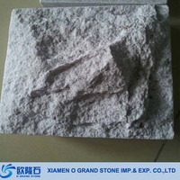 Chinese White Granite Plate Natural Surface Pearl White Granite