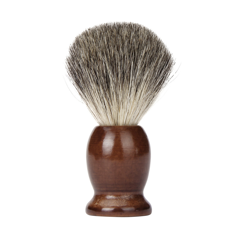 Synthetic China Shaving Brush Knots Cheap Wood Shaving Brushes With Bowl Wholesale