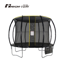 Di lusso <span class=keywords><strong>Nero</strong></span> Outdoor Zucca Trampolino TUV/<span class=keywords><strong>GS</strong></span>