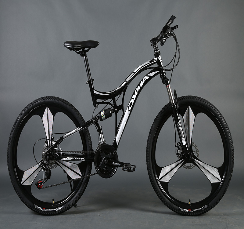 Top Quality Light Weight Alloy Aluminum Road Racing 27 Inch Mountain Disc Bike