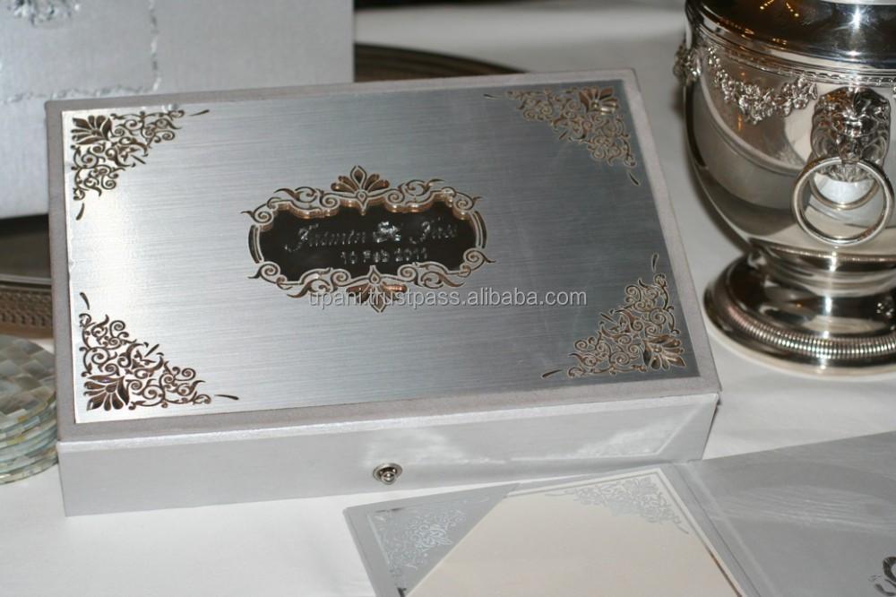 Mirror acrylic invitation wholesale invitation suppliers alibaba stopboris Image collections