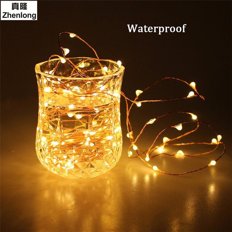Led Firefly Light String Waterproof