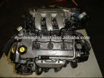 Jdm Used Engine Kl 2.5l V6 Klze-kl Motor Suit Fit For Vehicle Mazda